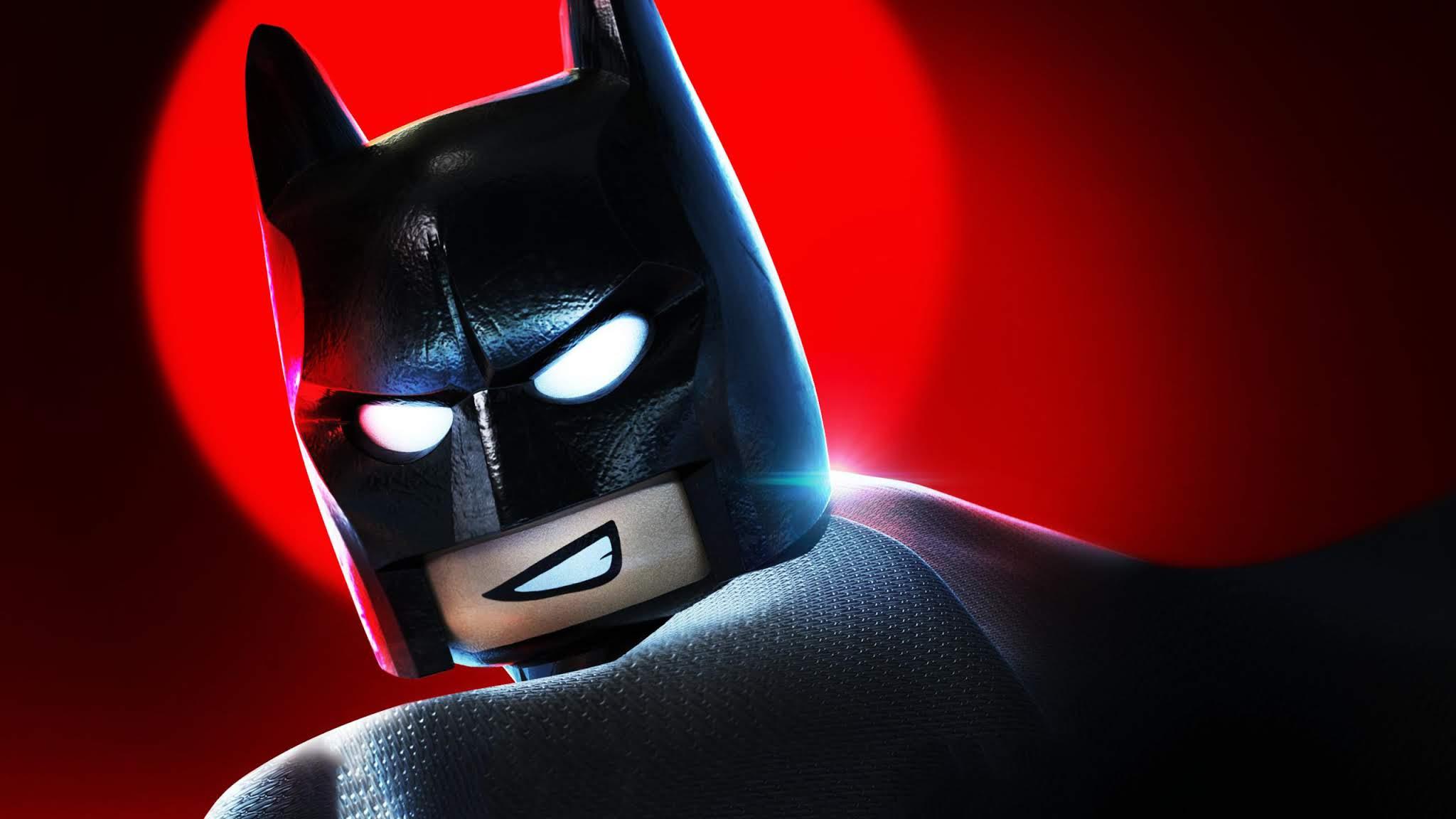 Lego Batman Wallpaper
