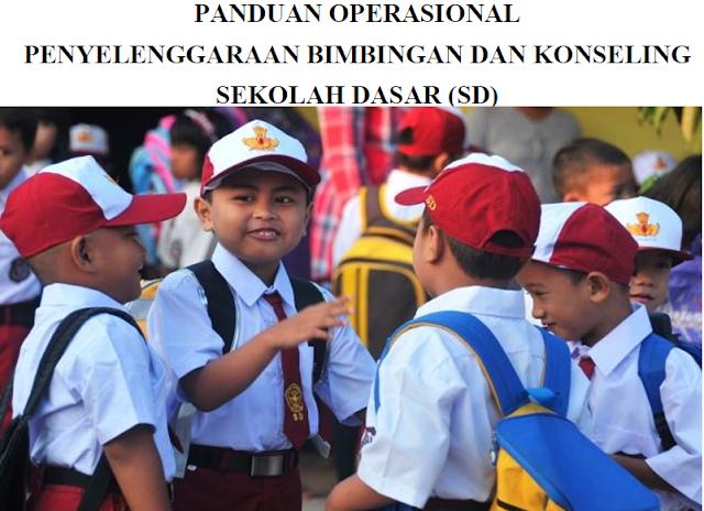 Guru BK ada di SD Ini, Panduan Operasional Bimbingan Konseling Sekolah Dasar