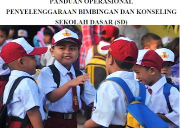 Guru BK ada di SD Berikut Panduan Operasional Dari Kemdikbud
