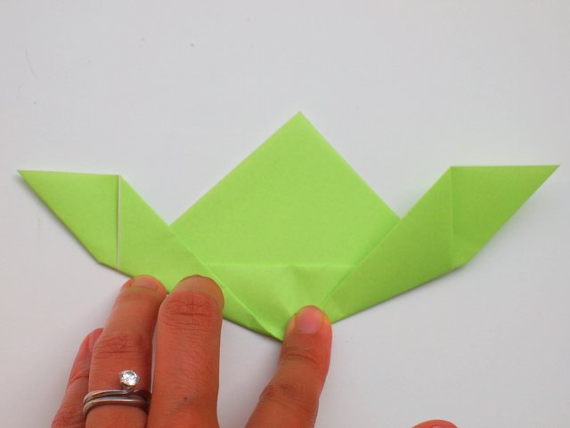 origami yoda instructions 5 (you must see the whole pages on the ... | 481x640
