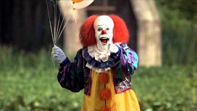Клоун вбив жінку на очах її дітей