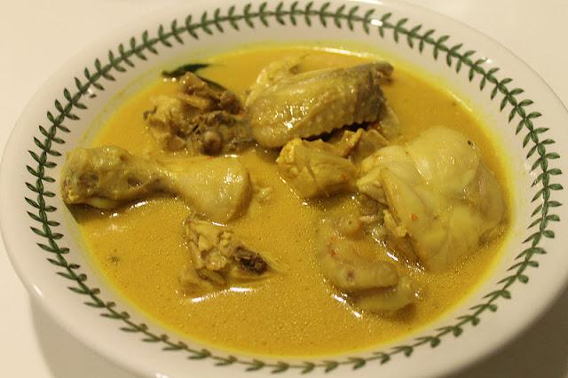 Ayam Masak Lemak