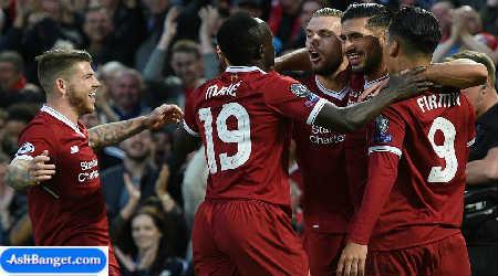 Live Streaming Liverpool vs Munchen