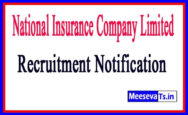 National Insurance Company Limited NICL Recruitment