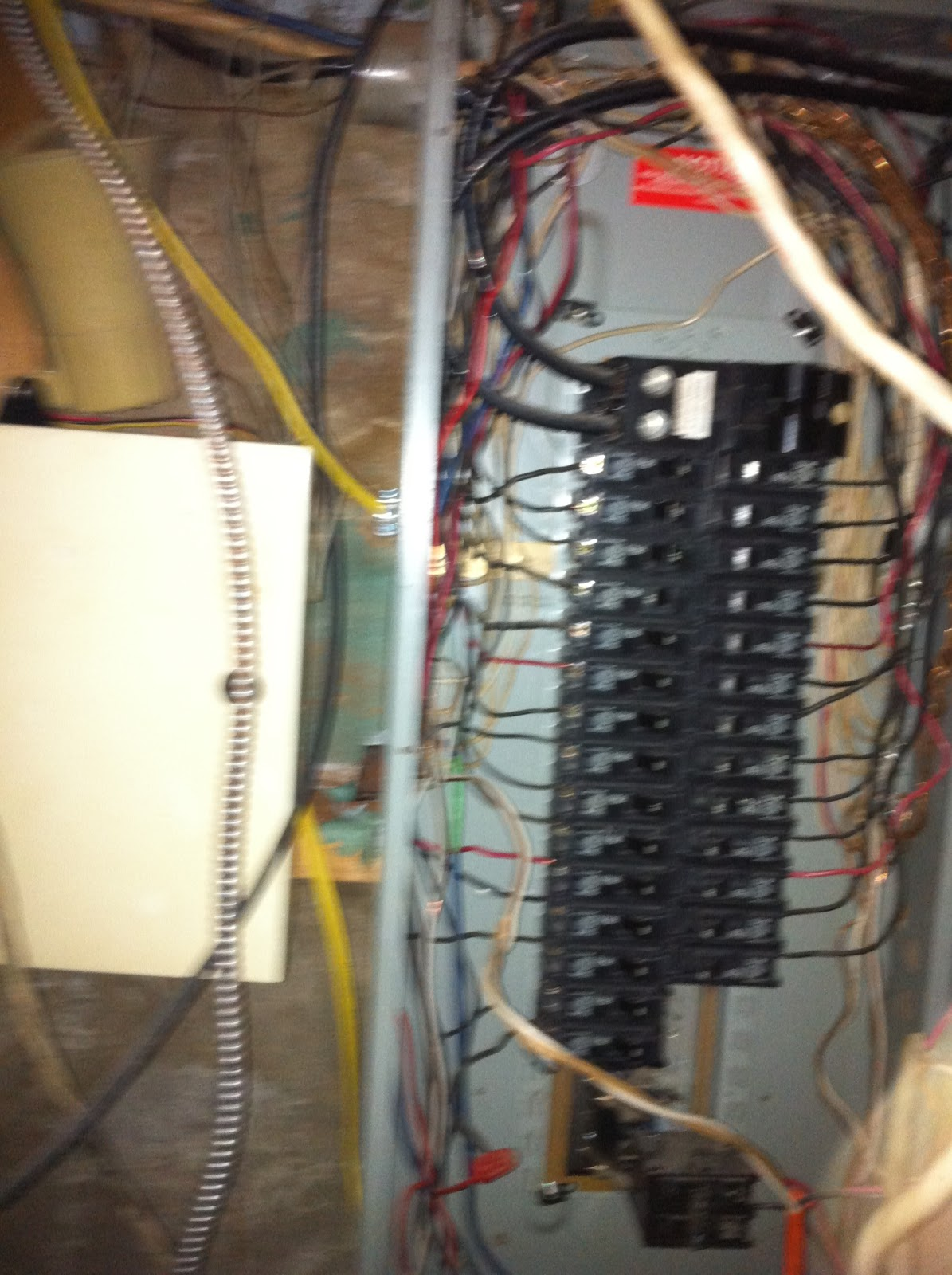 GEN3 Electric (215) 352-5963: Bank owned property needing to be