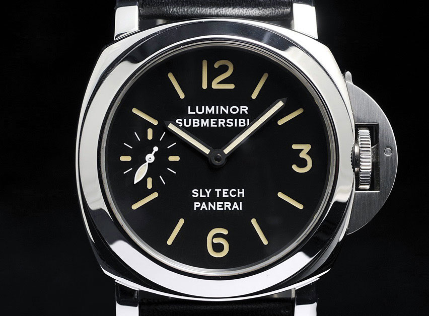 excellence gmt the watches sea inspired by magazine panerai luminor