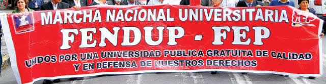 Federación Nacional de Docentes Universitarios