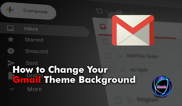 Change Your Gmail Theme Background