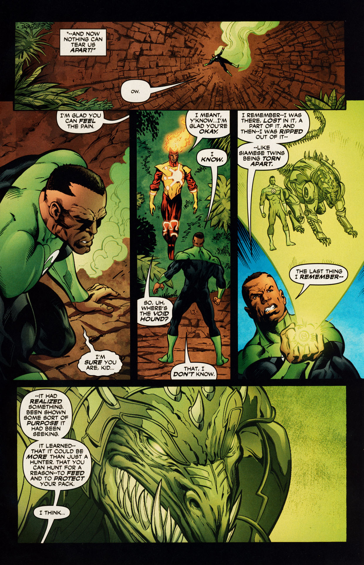 Read online Trinity (2008) comic -  Issue #51 - 9