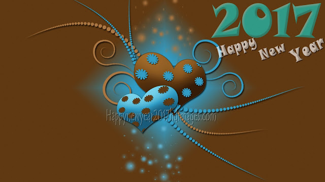 Happy New Year 2017 Love Wallpapers HD Download Free