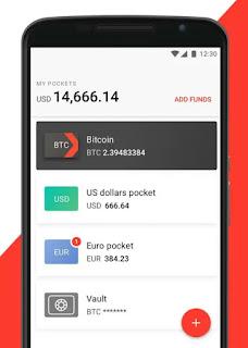 Xapo bitcoin wallet