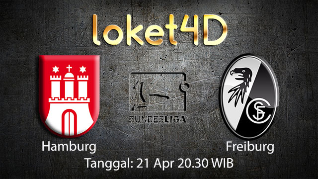 BOLA88 - PREDIKSI TARUHAN BOLA HAMBURG VS FREIBURG 21 APRIL 2018 ( GERMAN BUNDESLIGA )