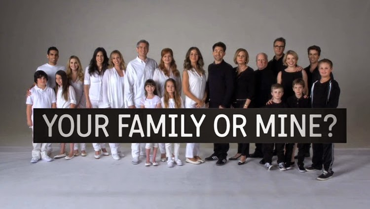 Your Family Or Mine TBS