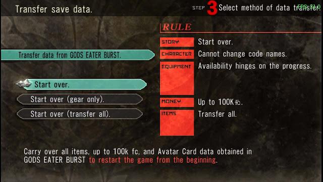 data save god eater burst psp android