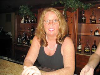 """Cheryl Cook, barlady del ristorante """"The Strand"""" di South Beach."""