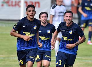 Φωτογραφίες και Ταυτότητα αγώνα | #UCL Dudelange 0-1 APOEL (0-2agg)