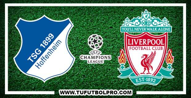Ver Hoffenheim vs Liverpool  EN VIVO Por Internet Hoy 15 de Agosto 2017
