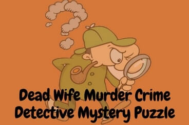 Can you solve this Murder Mystery?