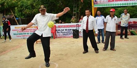 2020, Youth Center Menjadi Perhatian Serius Pemko Padang