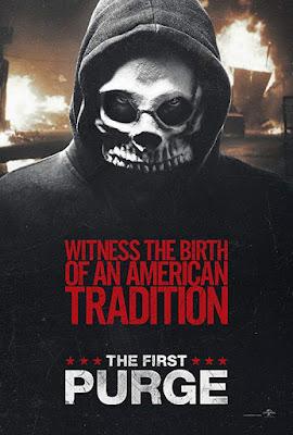 The First Purge [2018] [NTSC/DVDR- Custom HD] Ingles, Español Latino