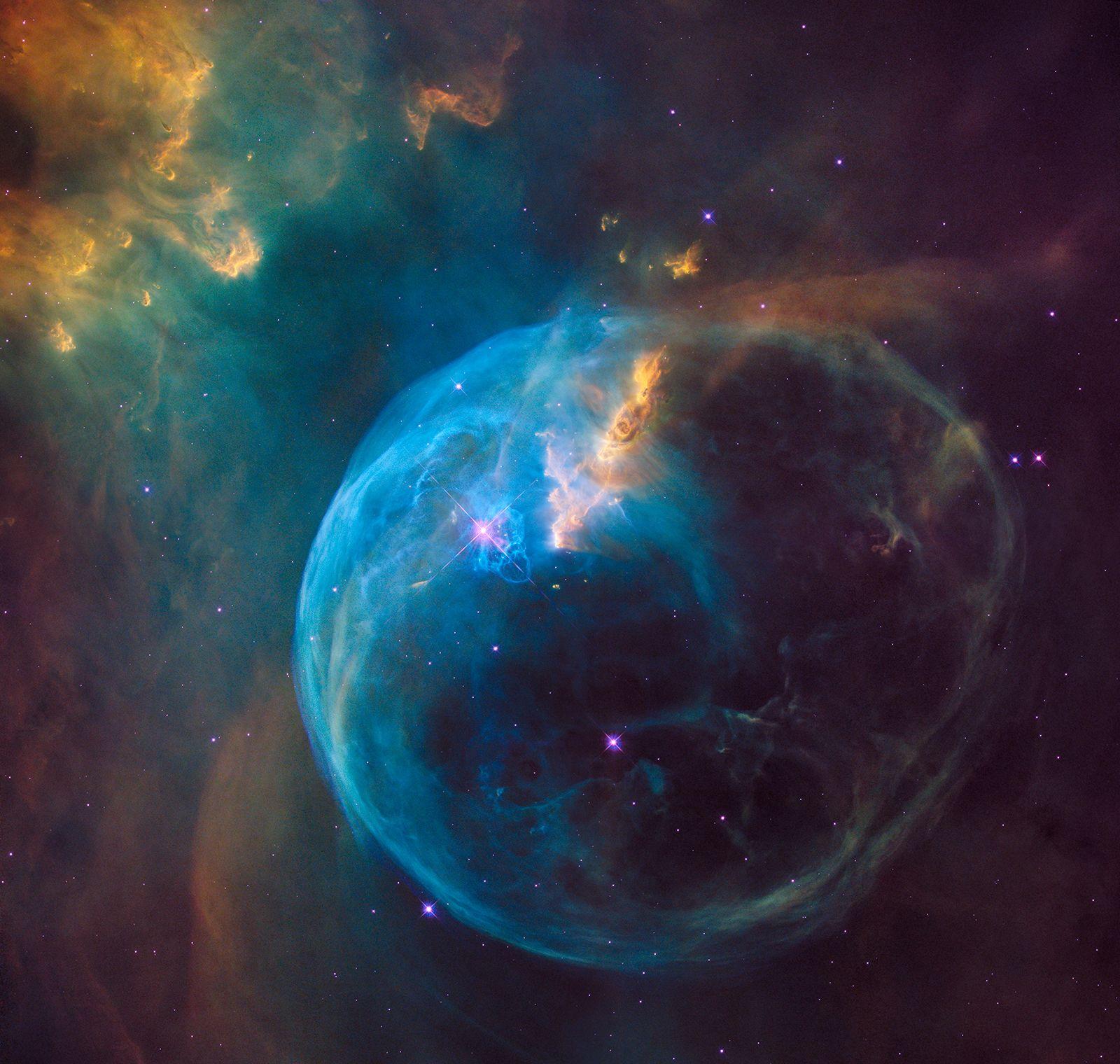 Nebulosa da Bolha