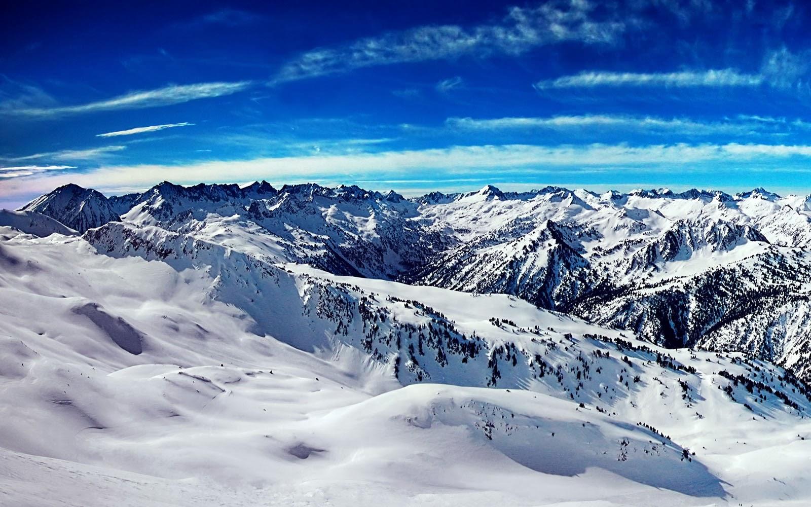 Download Desktop 3d Wallpapers Wallpapers Icy Mountains Wallpapers