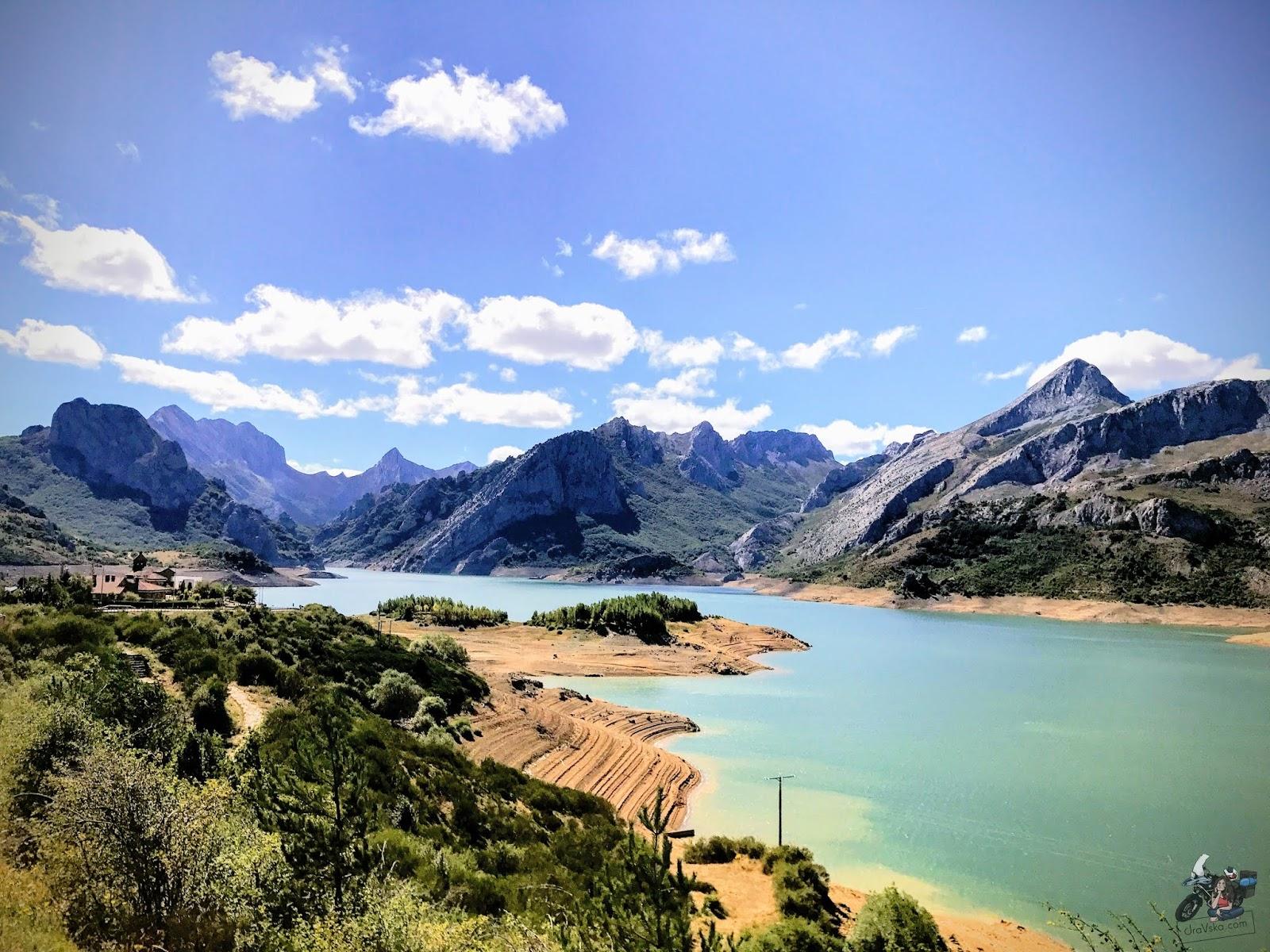 Hiszpański Park Narodowy Los Picos de Europa - MOTO Euro Trip 2017 dzień 11 part 2