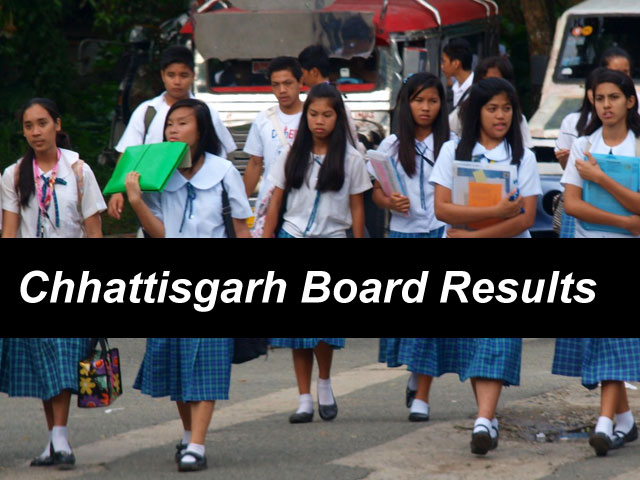 CGBSE Result 2018 CGBSE Board Results Declared Result @cgbse.nic.in
