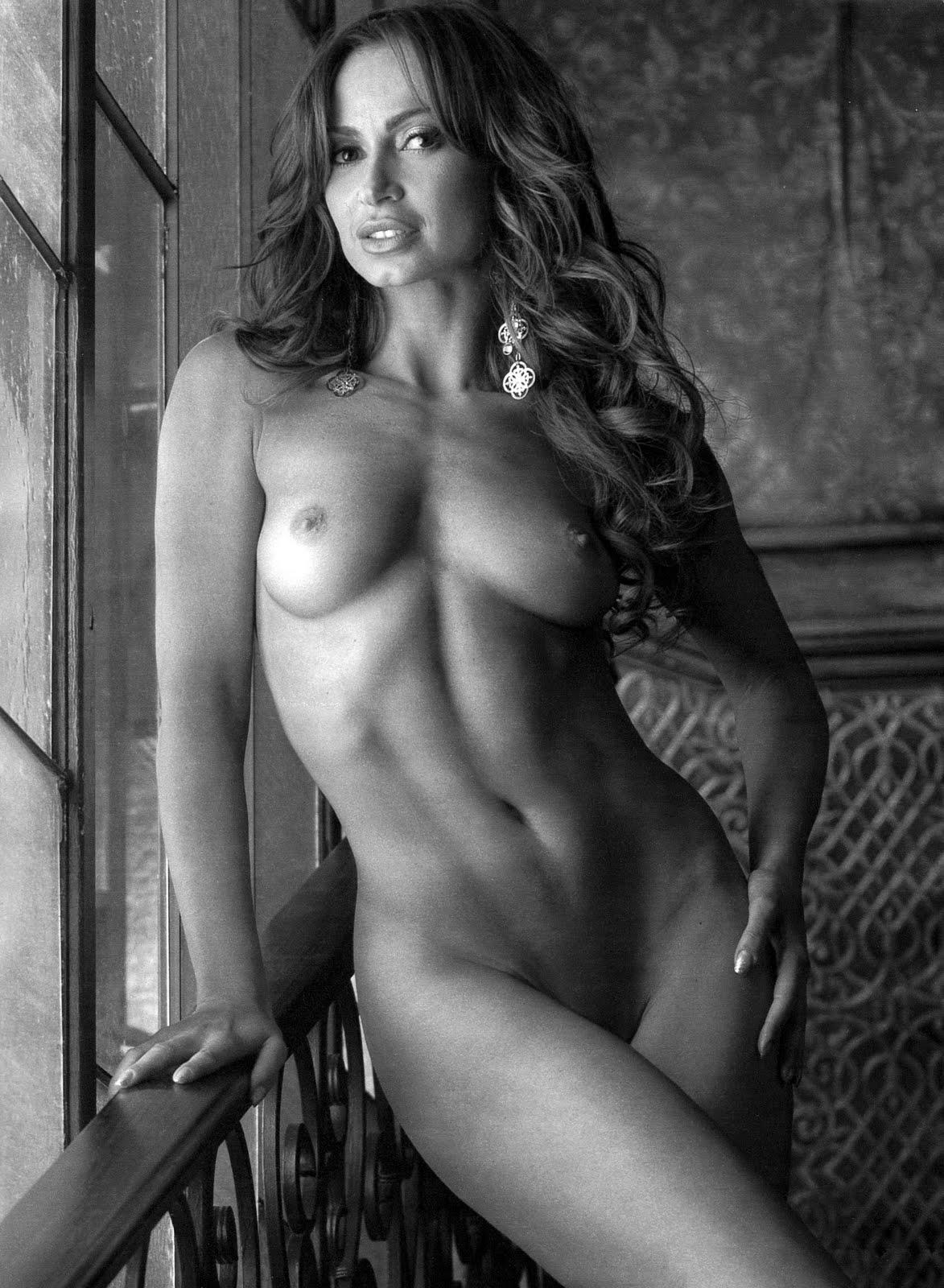 Karina Smirnoff Nude Playboy Photos  Gutteruncensoredcom-1548