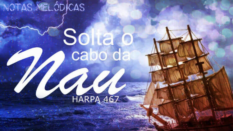 Hino 467 da Harpa Cristã - Notas para flauta doce