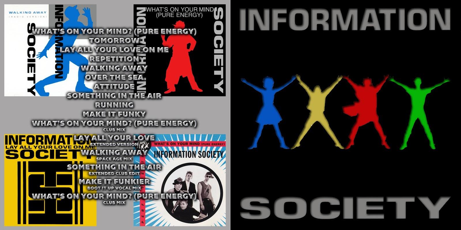 Information Society - Running (Part 2)