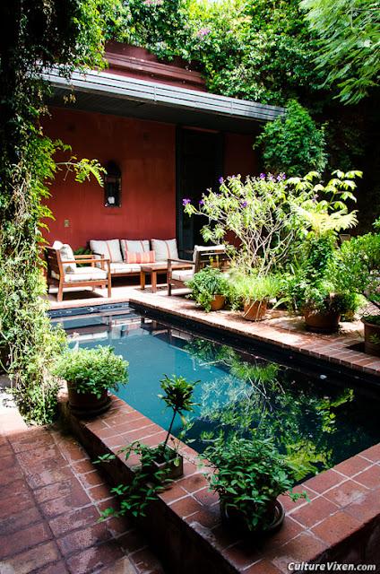 Un blog de decoraci n a mi manera un jard n escondido for El jardin escondido
