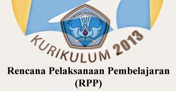 RPP Kelas 1 Kurikulum 2013 Revisi Semester 1 Tahun Pelajaran 2016/2017