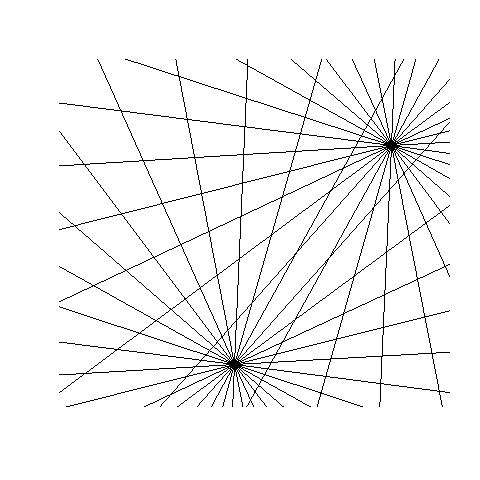 R de jeu: Optical Art with R
