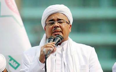 kepolisian saudi putuskan HRS sebagai korban bukan pelaku
