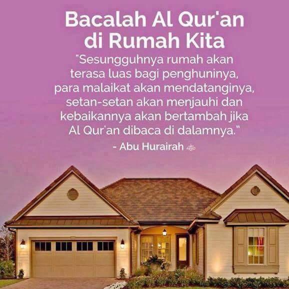 Bacalah Al-Quran..