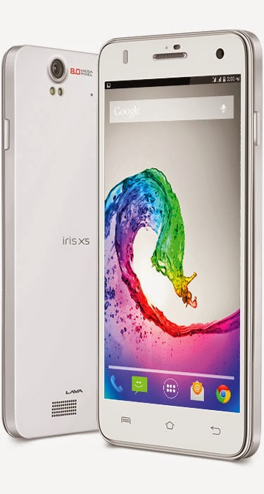 lava mobile price in india - lava iris x5