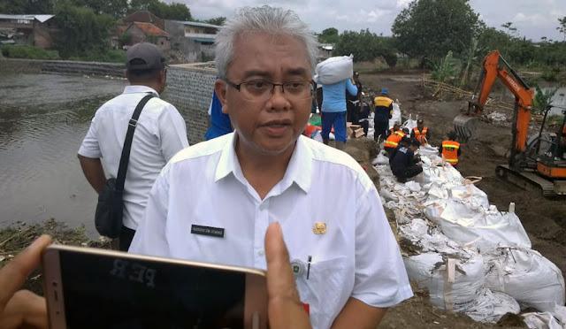 Plt Kepala Dinas Perumahan dan Kawasan Pemukiman Lumajang, Ir. Nugroho