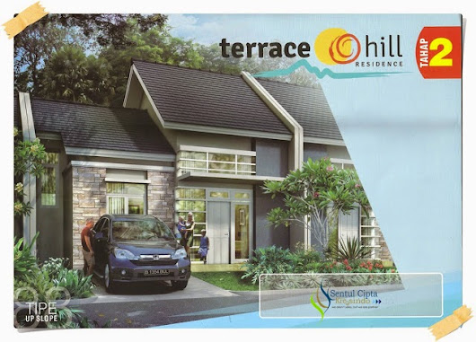 TERACCE HILL - Sentul City New Product
