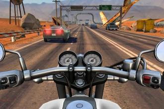 Racing Moto Rider GO: Highway Traffic