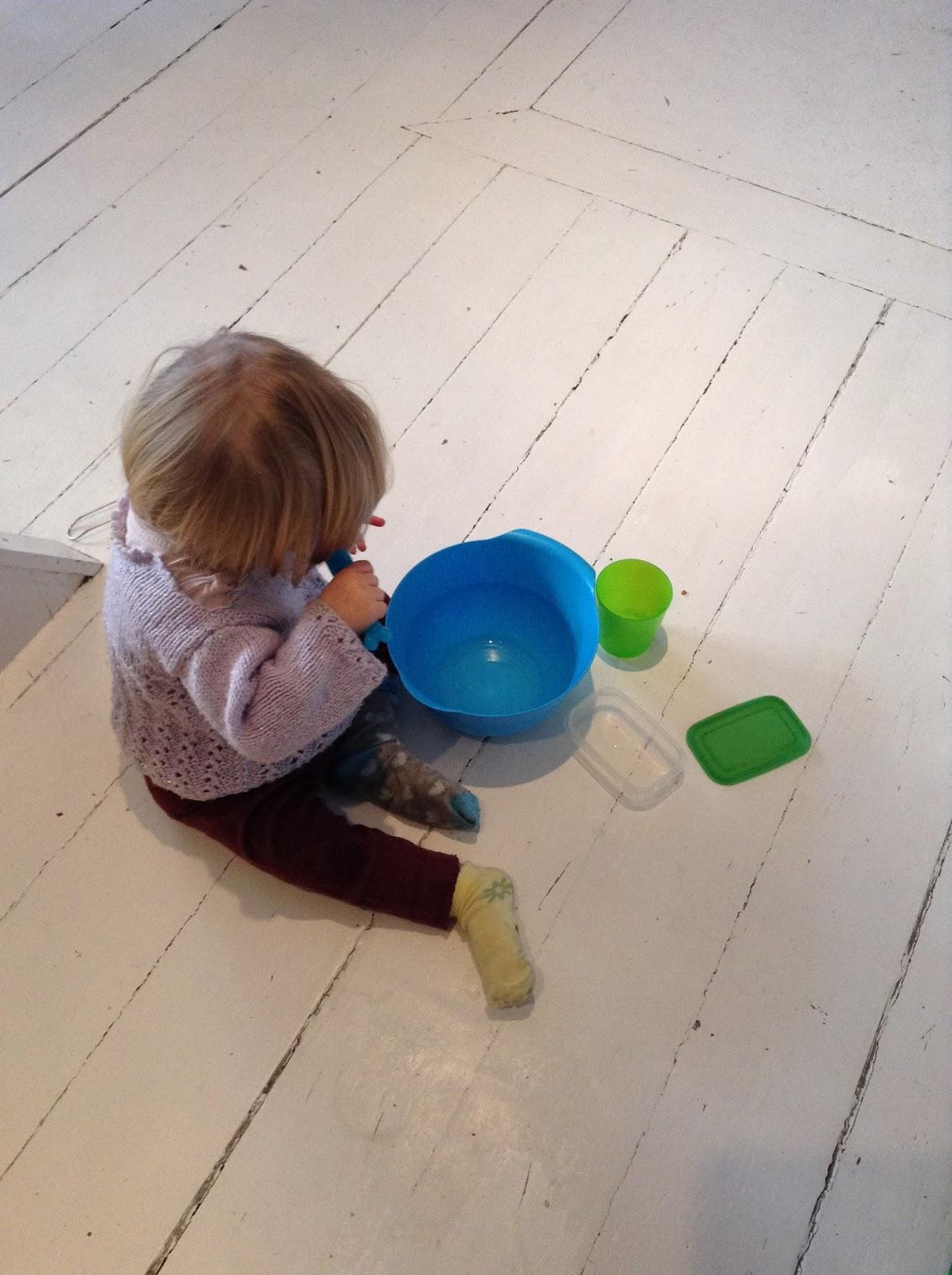 Makena Vad kan man göra med en ettåring?