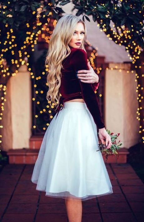 29 Christmas Party Outfits Ideas To Try This Time