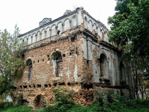 Сокаль. Бывшая синагога