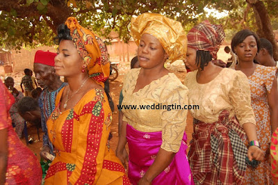 Unique Traditional Marriage Rites in Kogi State - Olamaboro L.G.A 2