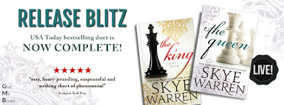 The Queen by Skye Warren Release Review