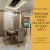 Modern Dining Hall Designs by Walls Asia