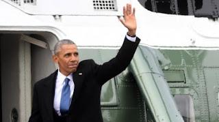 Obama Berlibur ke Bali, Polisi Siapkan Pengamanan