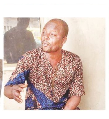 Why We Demand Panties - Herbalist Arrested For Money Ritual