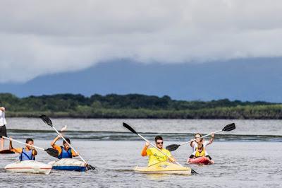 Ilha Verão Esportes convida para Encontro Náutico - Remos e Velas no sábado 13/01