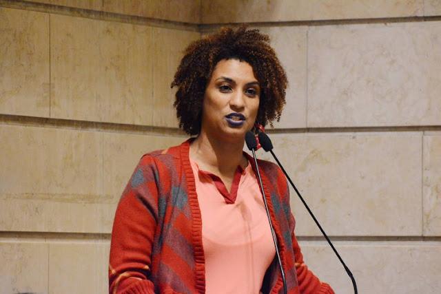 Paris vai batizar um espaço público com o nome de Marielle Franco